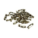 30 broches en laiton - 20mm - Lucy