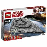 First Order Star Destroyer™ - LEGO® Star Wars™ - 75190