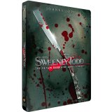 SWEENEY TODD EDITION LIMITEE STEELBOOK