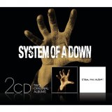 Coffret 2 CD - System Of A Down - System Of A Down/ Steal This Album
