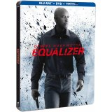 THE EQUALIZER - DVD + blu-ray