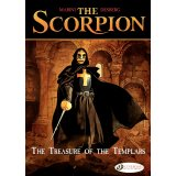 The Scorpion - Tome 4 - The Treasure of the Templars