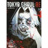 Tokyo Ghoul : Re Tome 3