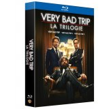 Coffret Very bad trip - Blu-ray - Trilogie