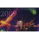 World of Warcraft - Calendrier 2009