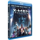 X-men: Apocalypse - Blu-ray3D