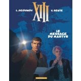 XIII Tome 23 - Le message du martyr