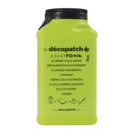 Pot paperpatch 300 ml Décopatch