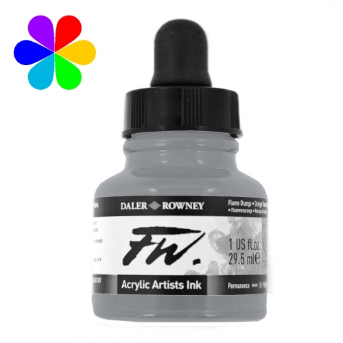 Encre Artists FW 29.5ml Cool Grey
