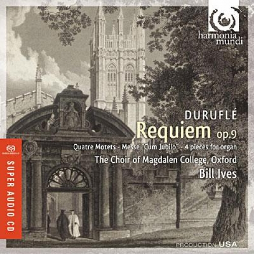 REQUIEM, VERSION POUR CHOEUR, ORGUE & PT ORCHESTRE MOTETS OP.10. MESSE CUM JUBIL