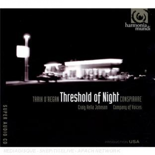 THRESHOLD OF NIGHT OEUVRES POUR VOIX ET CORDES