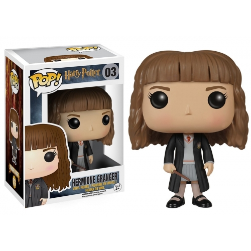 Hermione Granger  - Harry Potter - Figurine Funko POP n°03
