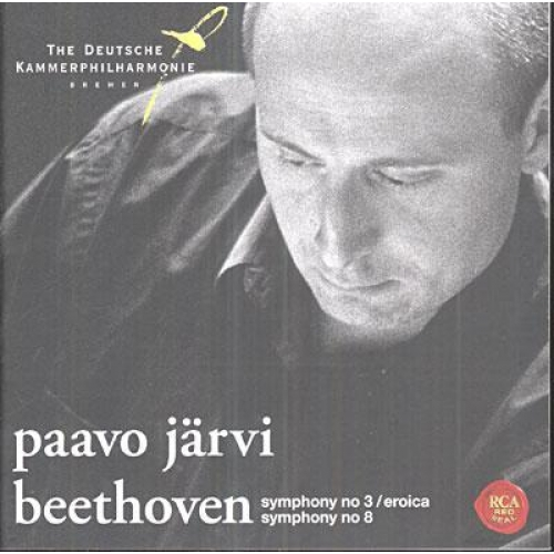 BEETHOVEN: SYMPHONIES NOS. 3 &