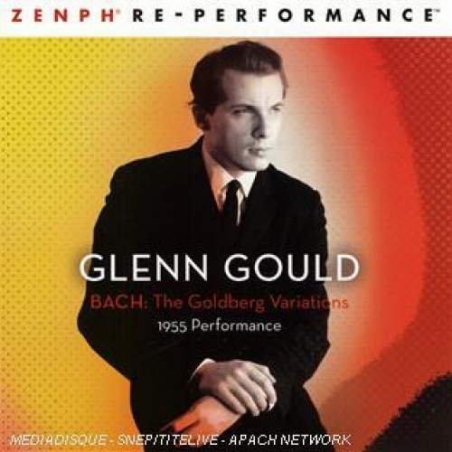 1955 GOLDBERG VARIATIONS (ZENP