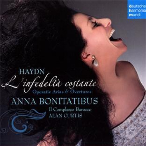 HAYDN: OPERATIC ARIAS AND OVER