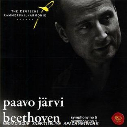 BEETHOVEN: SYMPHONIES NOS. 5 &
