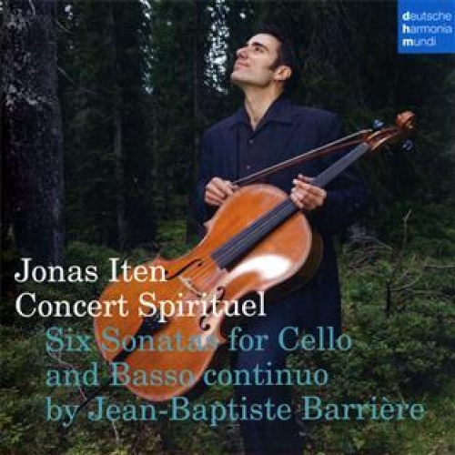 BARRIERE : SIX SONATAS FOR CELLO AND BASSO CONTINUO