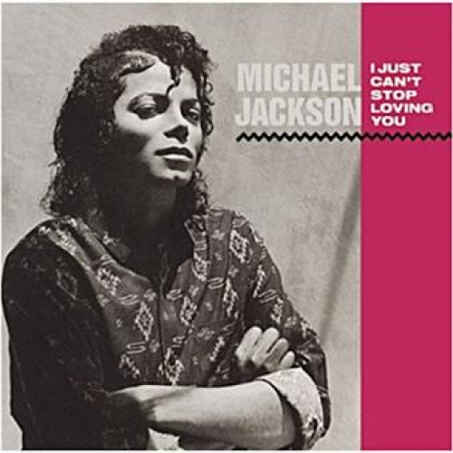 I Just Can'T Stop Loving You - CD single