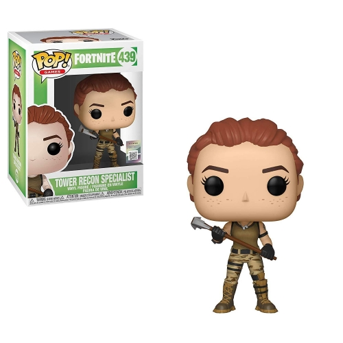 Figurine Funko POP - Fortnite Tower Recon 439