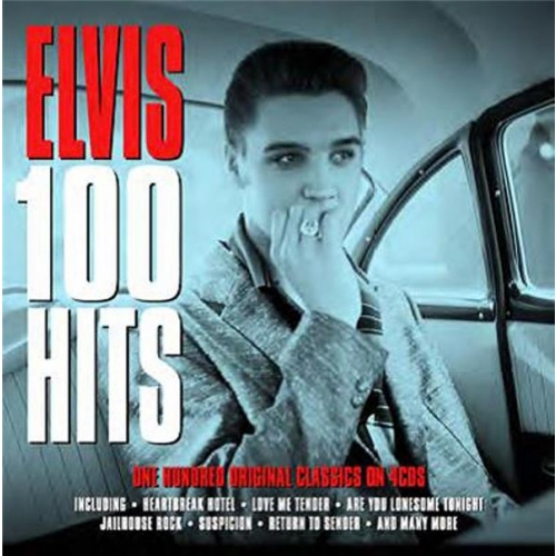 100 HITS OF ELVIS PRESLEY