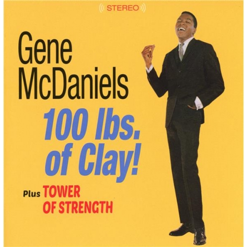 100 LBS. OF CLAY ! + TOWER OF STRENGTH