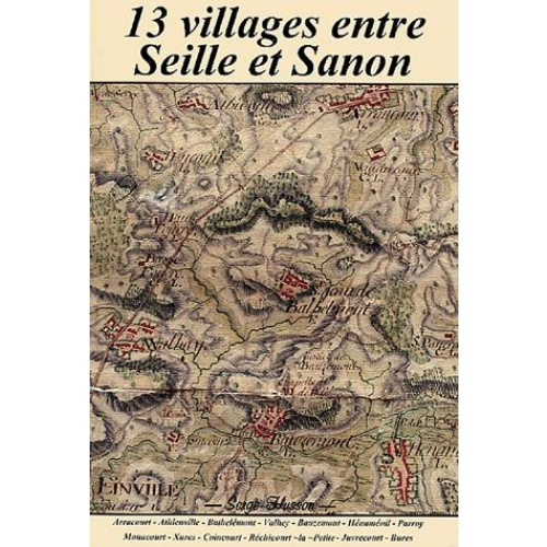 13 villages entre Seille et Sanon