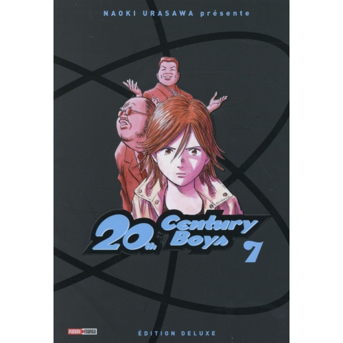 20th Century Boys Tome 7 . Edition de luxe