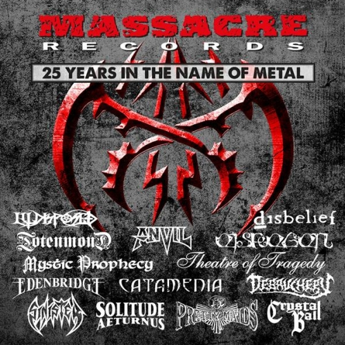 25 YEARS IN THE NAME OF METAL