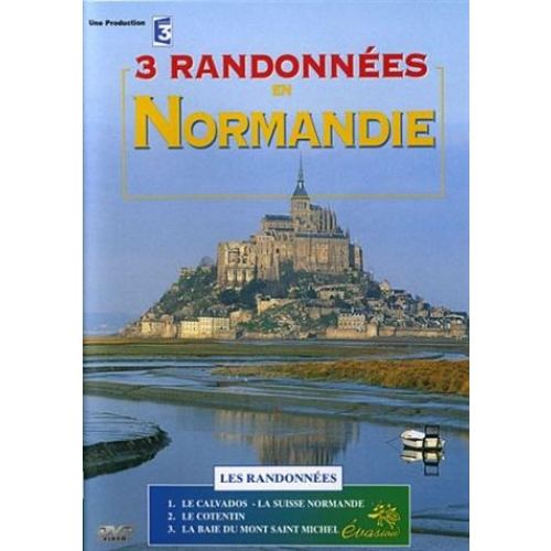 3 RANDONNEES EN NORMANDIE