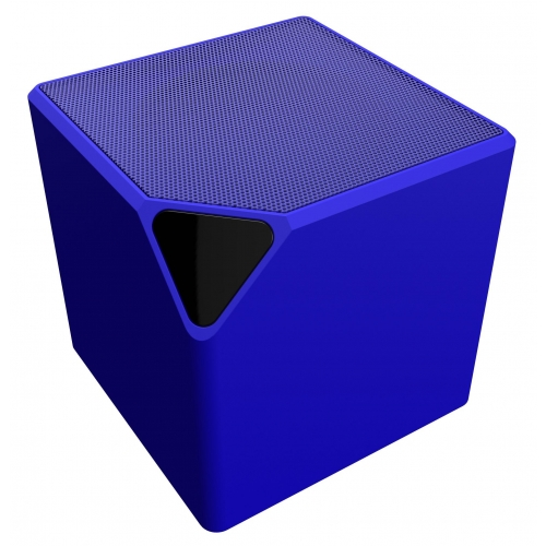 bigben enceinte lumineuse bluetooth bt14 bleue espace. Black Bedroom Furniture Sets. Home Design Ideas