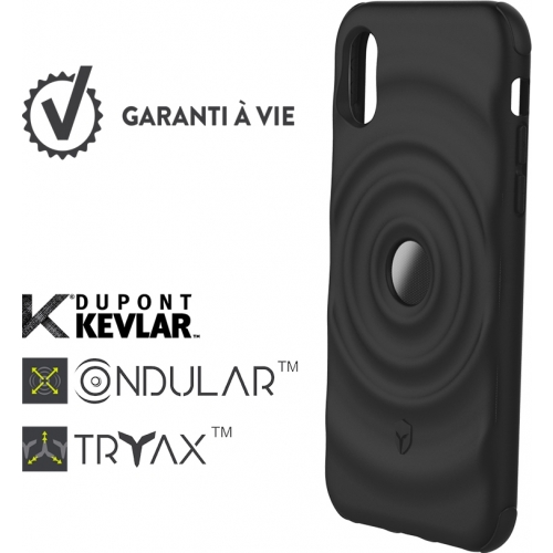 coque iphone x gaucher