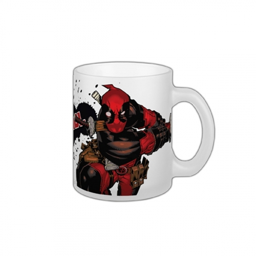 Mug Deadpool - Slashing