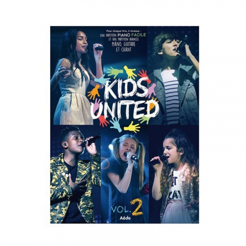 Partition Kids United Vol.2