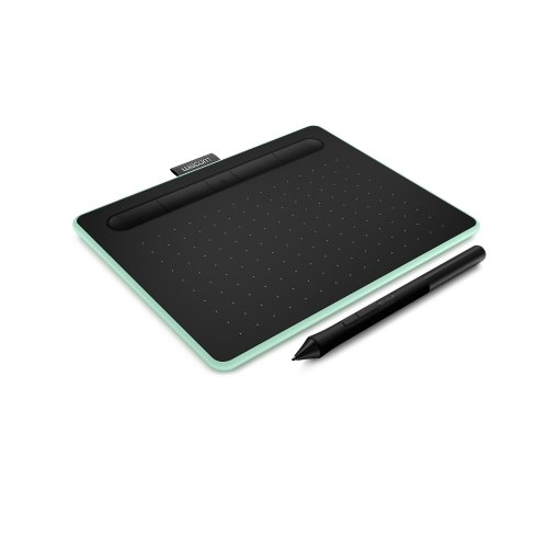Tablette graphique - Wacom Intuos Small Bluetooth - Pistache