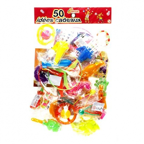 50 maxi-jouets