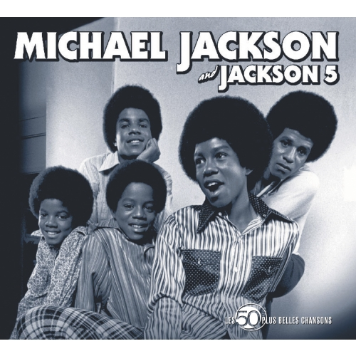 Coffret 3CD - The 50 Greatest Songs - Michael Jackson