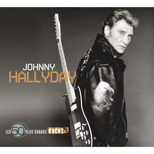 Coffret 3CD - Les 50 Plus Grands Rocks De Johnny Hallyday