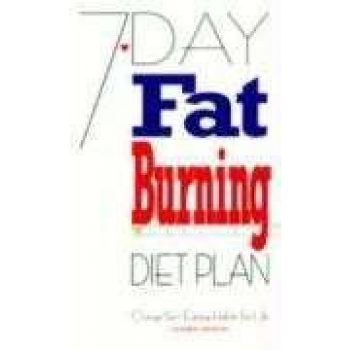7-Day Fat Burning Diet Plan