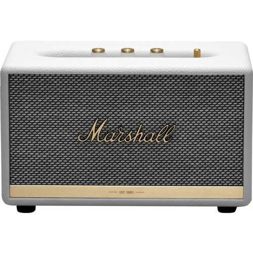 Enceinte bluetooth Marshall Acton II - Blanc