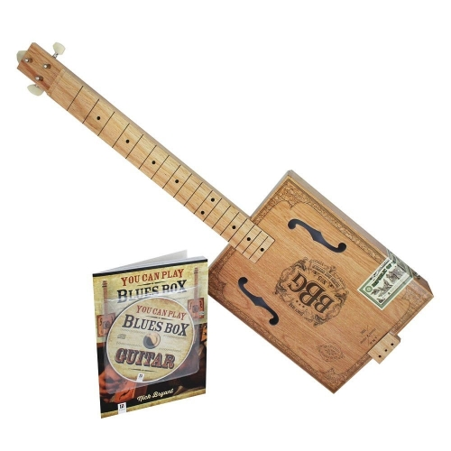 Kit Cigar Box The Electric Blues box slide Guitar