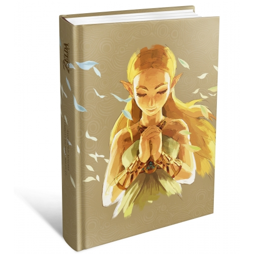 Guide collector The Legend of Zelda: Breath of the Wild (Edition augmentée)