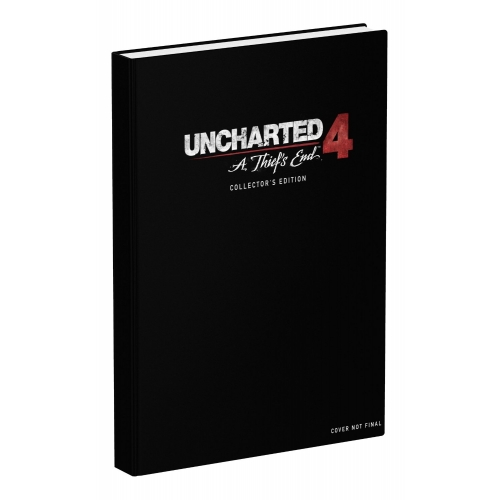 Guide Uncharted 4: A Thief's End - Edition collector (Version Française)