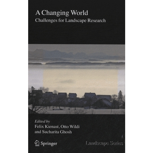 A Changing World - Challenges for Landscape Research