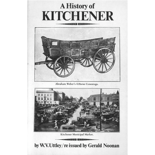 A History of Kitchener, Ontario