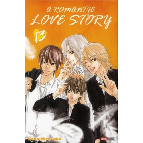 A romantic love story Tome 13