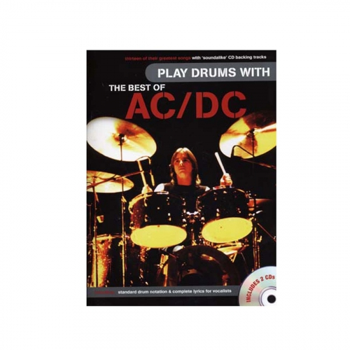 Play drums with…The best of AC/DC