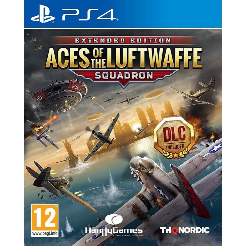 Aces of the Luftwaffe : Squadron - Extended Edition