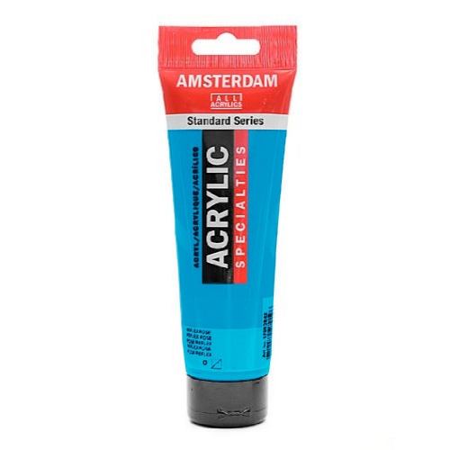 Acrylique Amsterdam 120 ml - Cyan Primaire