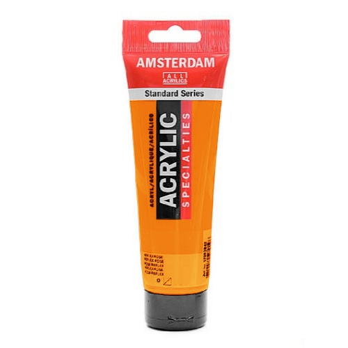 Acrylique Amsterdam 120 ml - Orange Azo