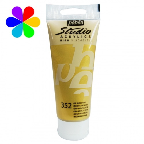 Studio Acrylics - 250ml - or